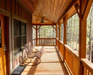 Cabin Rentals with View in Asheville