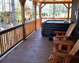 Cabin Rentals with Hot Tub - Asheville, North Carolina