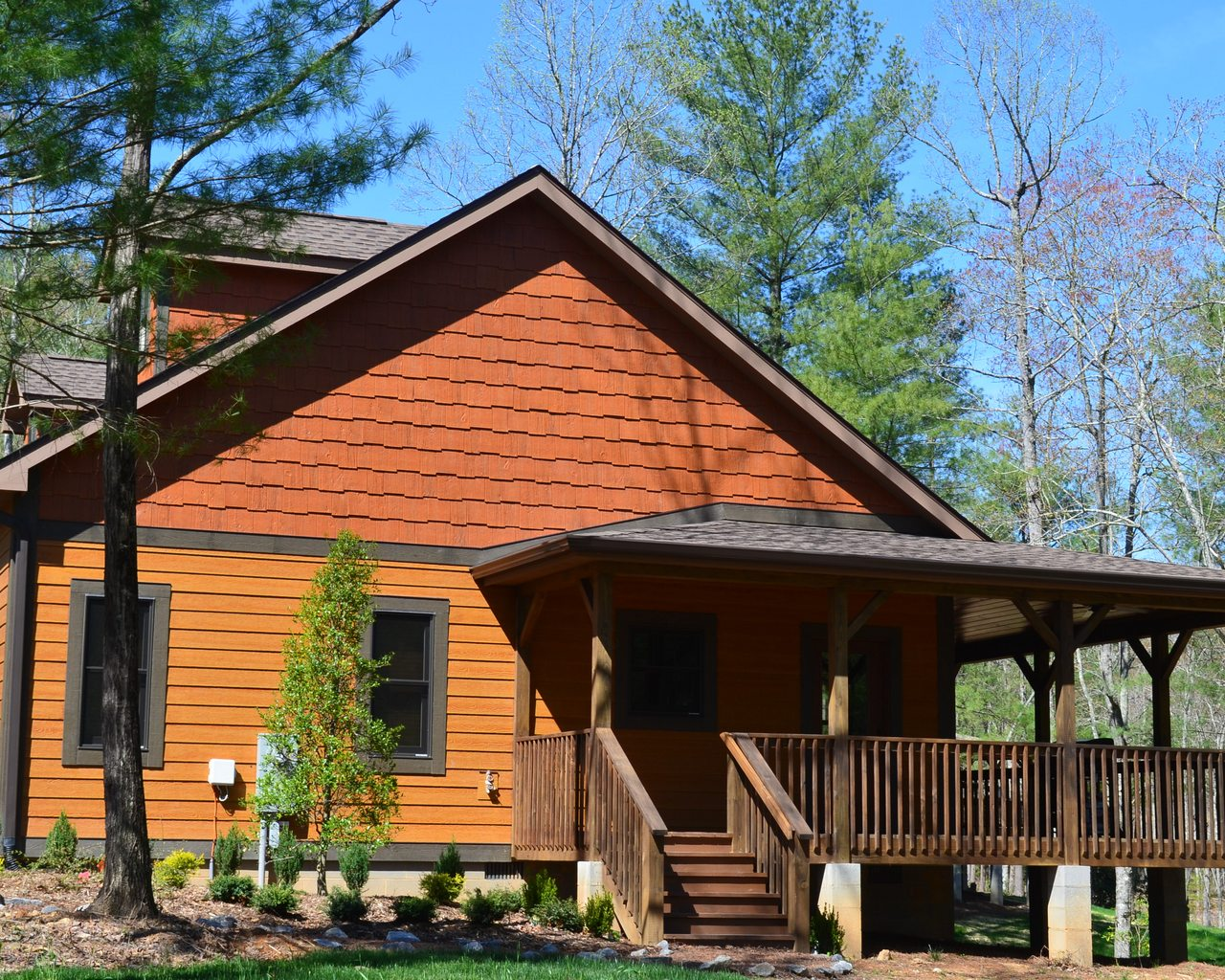 Asheville Country Cabins