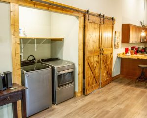 Cabin Rentals with Washer/Dryer