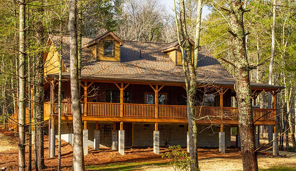Vacation Rentals - Asheville Country Cabins